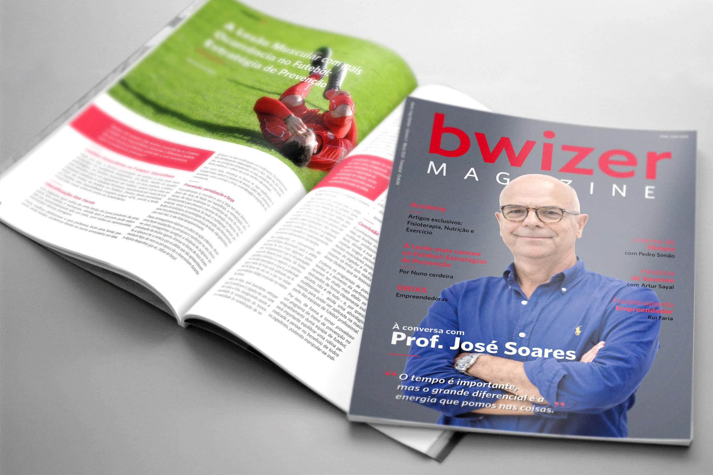 Bwizer Magazine - número 2