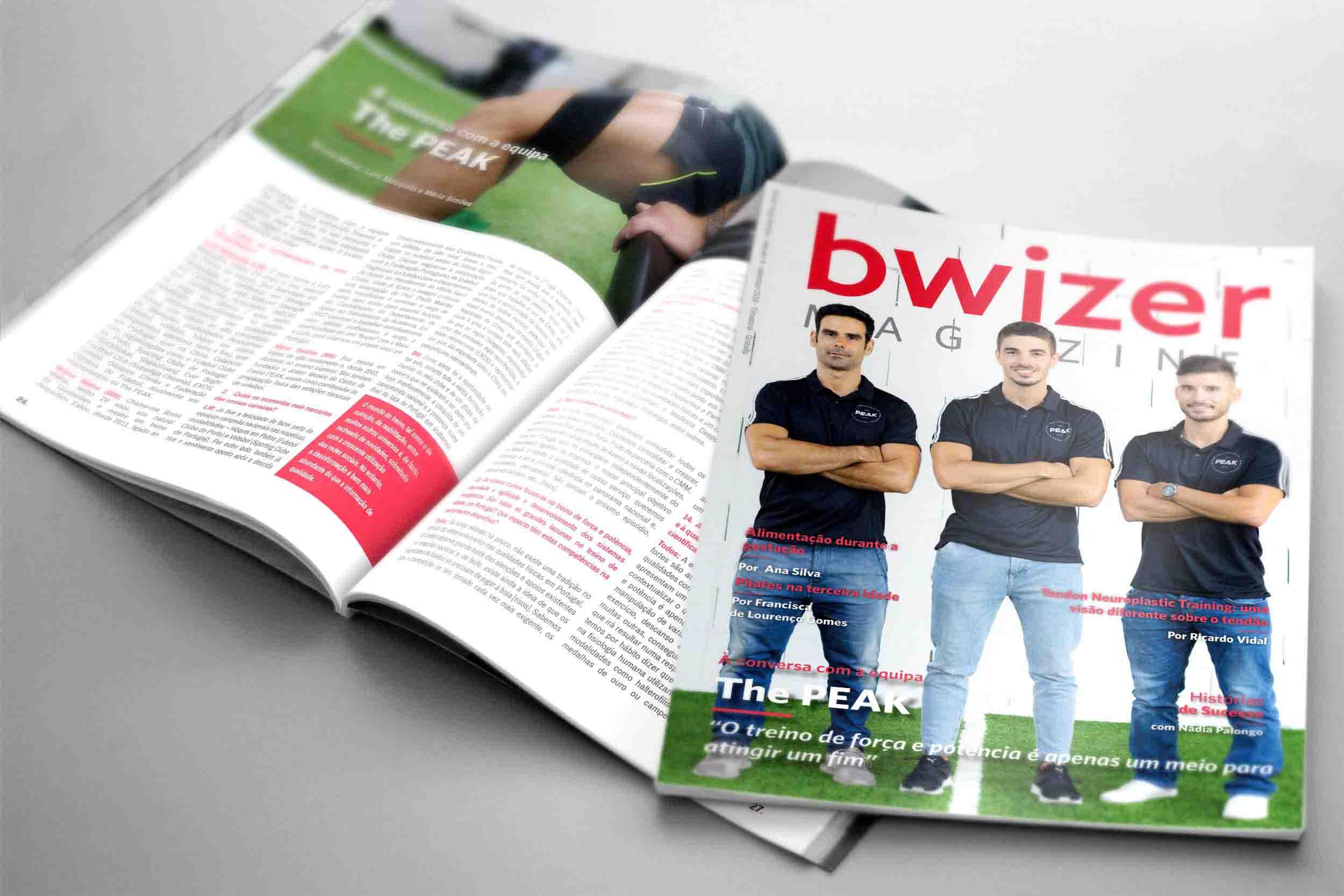 Bwizer Magazine - número 8