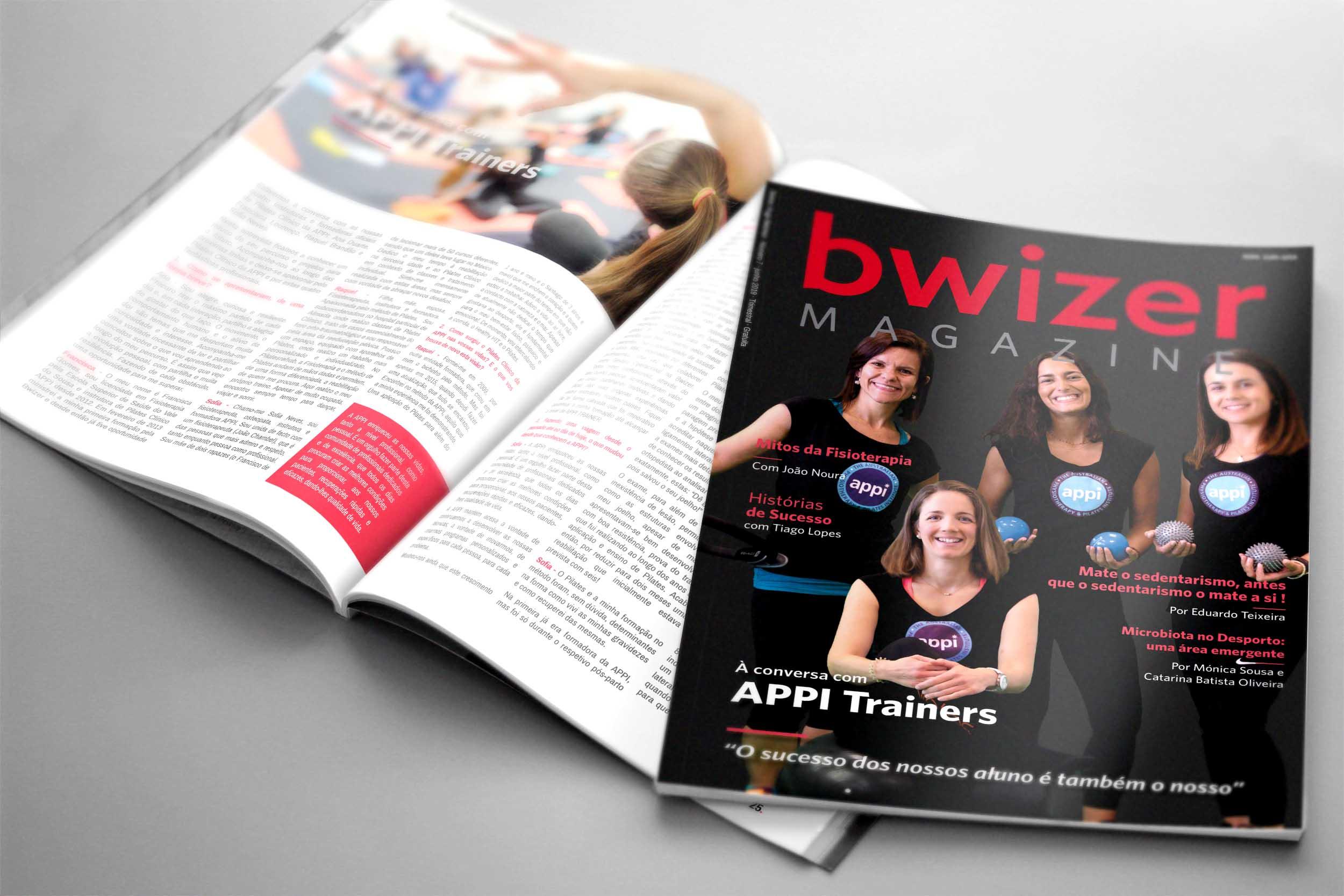 Bwizer Magazine - número 7