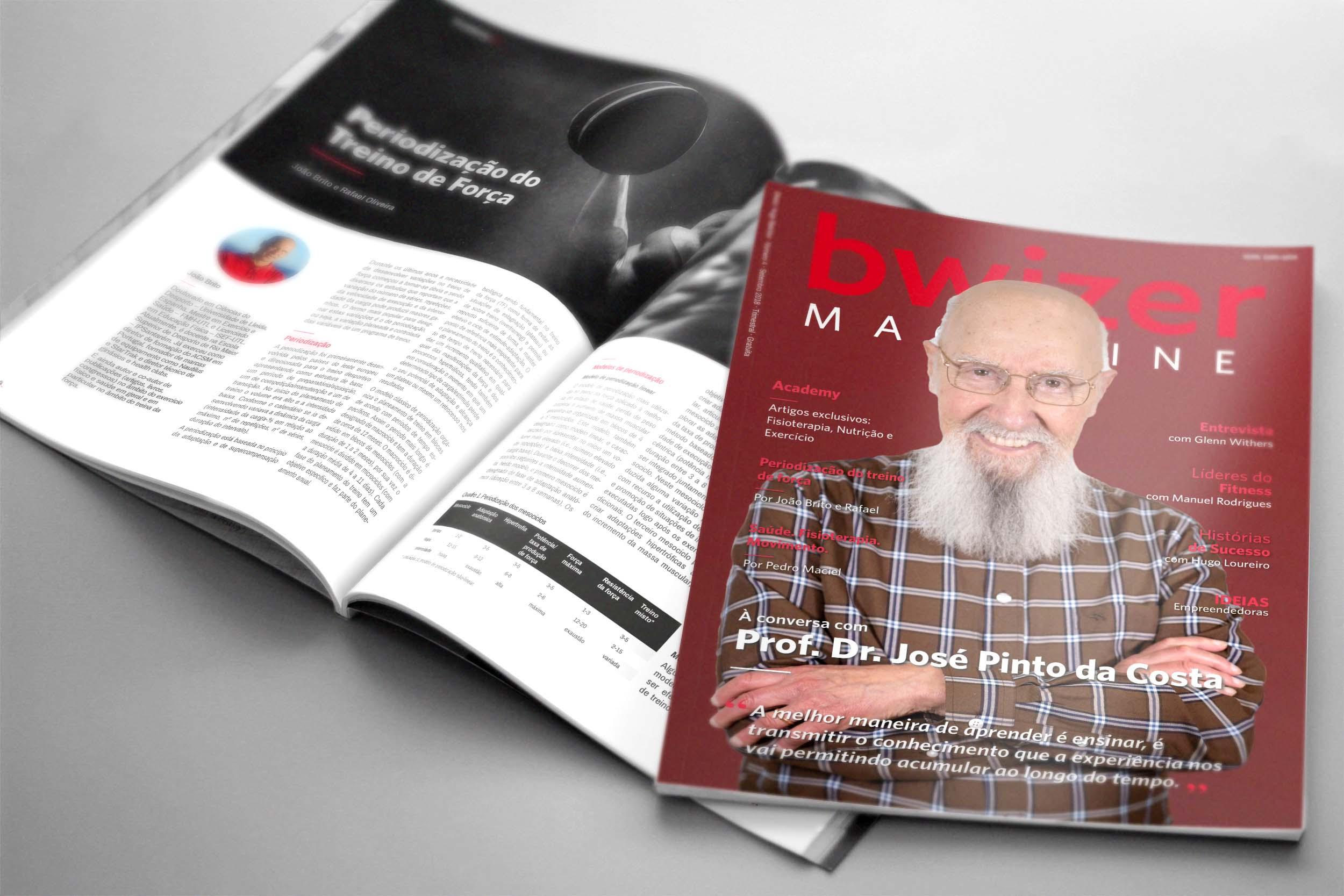 Bwizer Magazine - número 4