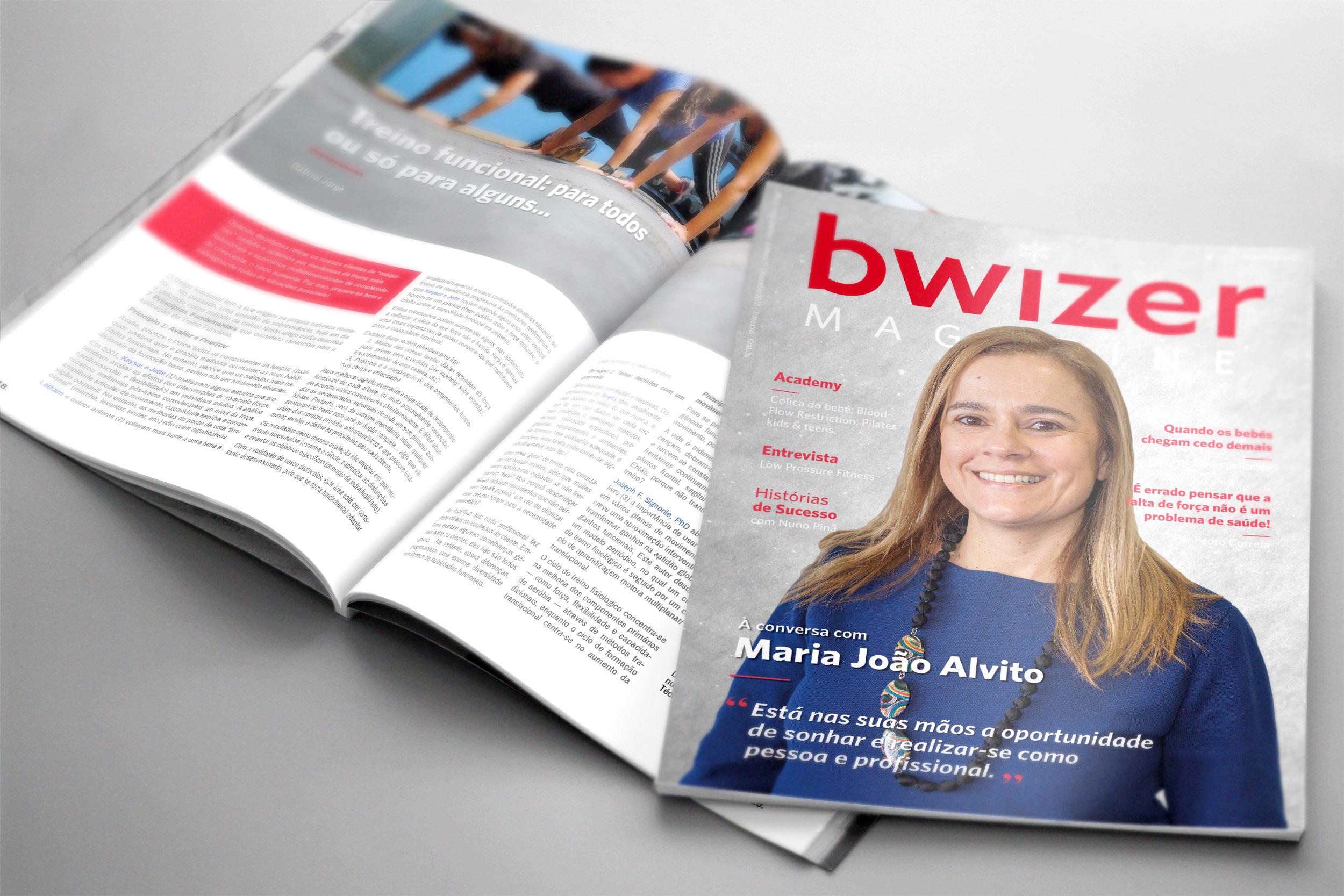 Bwizer Magazine - número 5