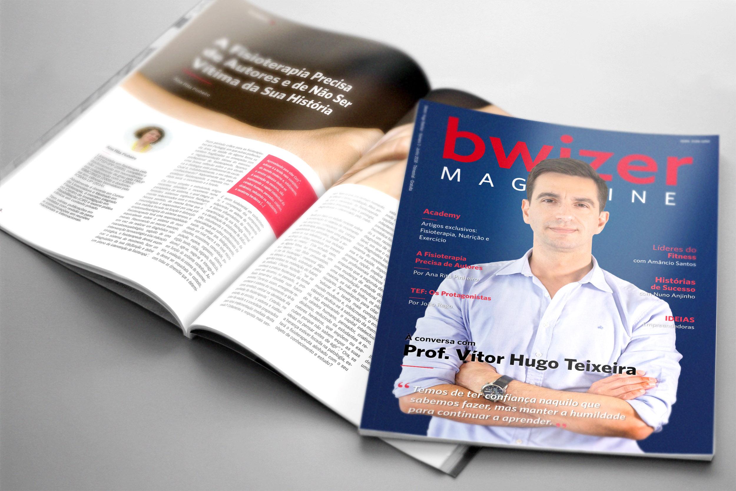 Bwizer Magazine - número 3