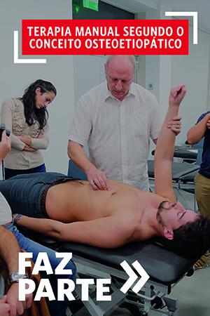 Terapia Manual segundo o conceito osteoetiopático