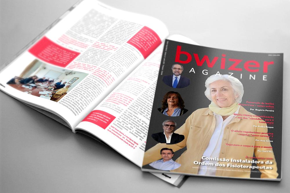 Bwizer Magazine número 10 (junho 2020)